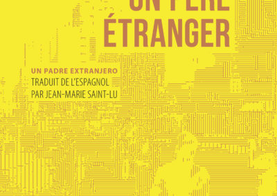 UN PÈRE ÉTRANGER, Eduardo Berti