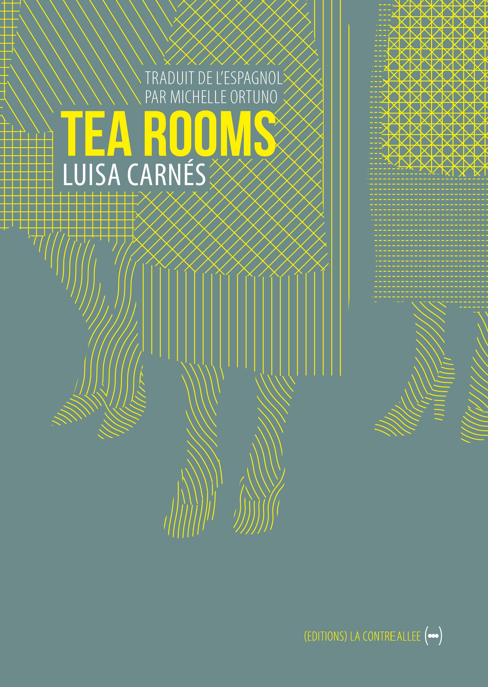 Couverture de Tea Rooms